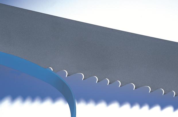 Нож из полотна пилы 3